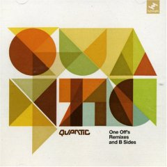 "Quantic ""One Offs Remixes and B-Sides "" (2006) / funk, broken beats, latin, afrobeat"
