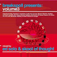 Breakspoll Presents vol. 3 (Mixed by Skool Of Thought & Ed Solo)
