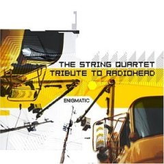 "The Section - The String Quartet Tribute To Radiohead - ""Enigmatic"""