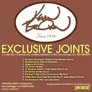 "Kev Brown ""Exclusive Joints"" (2007) / rap"
