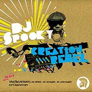 "DJ Spooky ""Creation Rebel"" (2007) / dub, reggae, hip-hop"
