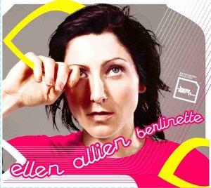 """Ellen  Alien """"Berlinette"""" (2003) glitchelectroclashtechno"""