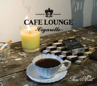 "VA-Cafe Lounge Cigarette ""Paris Mild"" (2008) / jazz, bossa nova, latin"