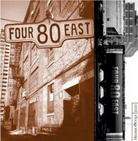 "Four80East ""The Album"" (1997) / jazzy, groove, chill-out"
