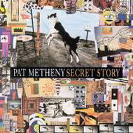 Pat Metheny «Secret Story» (1992) / orchestral jazz, fusion, world, new-age