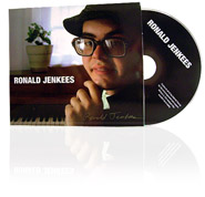 Ronald Jenkees (2007) / electronic, hip-hop, jazzy