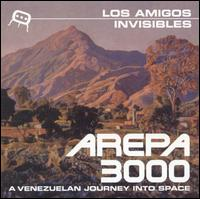 "Los Amigos Invisibles ""Arepa 3000: A Venezuelan Journey Into Space"" 2000/ funk, latin, easy listening"