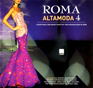 VA-Roma Alta Moda 4-2CD (2007) / nu jazz, fashion music