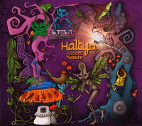 Haltya «Book Of Nature» (2008)/ psy-trance, house, downtempo