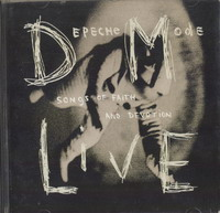 Depeche Mode - Songs of Faith and Devotion (Live) 1993 New Wave / Synthpop / Alternative dance