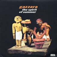 Gazzara -The Spirit Of Summer (2002)/ lounge, acid jazz, bossaelectrica