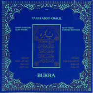 Abou-Khalil, Rabih - Bukra (1989)/arabian jazz, world