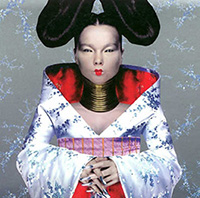 Björk - Homogenic (1997) Electronica / Alternative / Other