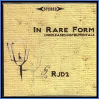 RJD2 - In Rare Form (Unreleased Instrumentals) (2003) / instrumental hip hop