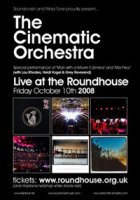 The Cinematic Orchestra - Live At The Roundhouse 10.10.2008
