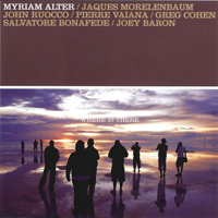 Myriam Alter - Where Is There(2007)/modern creative jazz