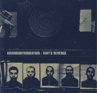 "Asian Dub Foundation ""RAFI's revenge"" (1998) Dub / Jungle / Breakbeat / Rap / World music / Neo-Folk"