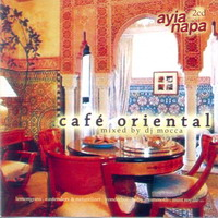 VA - Cafe Oriental (Mixed by DJ Mocca) 2002 / lo-fi