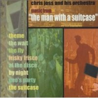 Chris Joss  - The Man With A Suitcase(a-ly OST) 1999 Vinyl, LP+bonus/funk, acid jazz, retro