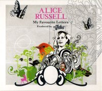 "Alice Russell ""My Favourite Letters"" 2005 / soul, nu jazz, jazz"