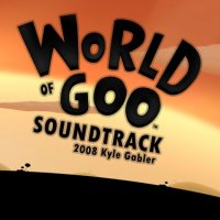 Kyle Gabler - World of Goo Soundtrack (2008) / modern classical, ambient, electronic