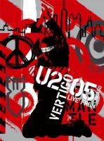 VERTIGO2005//U2 live from Chicago