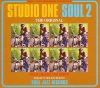 Various Artists - Studio One Soul 2 (2006) reggae, soul
