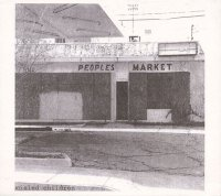 Clutchy Hopkins and Misled Children - Peoples Market (2008) instrumental hip-hop, deep funky-breaks