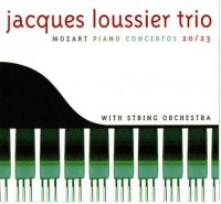 Jacques Loussier Trio - Mozart Piano Concertos (2005)