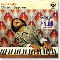Sam Paglia-Electric Happiness-2009/acid jazz,easy listening