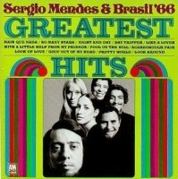 Sergio Mendes & Brasil `66 - Greatest Hits (1966) Jazz, Bosa Nova,