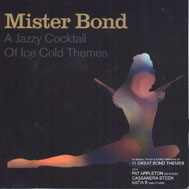 "VA ""Mister Bond.Jazzy cocktail of ice cold themes"" (2007) lounge"