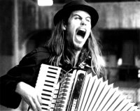 Jason Webley - Against The Night (1999) / punk accordion