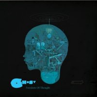 """Ghost """"Freedom of Thought"""" (2009) / hip-hop, electronic"""