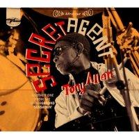 "Tony Allen ""Secret Agent"" (2009) / afrobeat, funky, jazz"