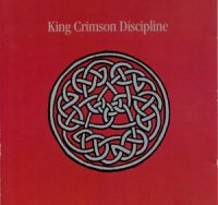 King Crimson - Discipline (1981)/progressive rock/indonesian gamelan/new wave