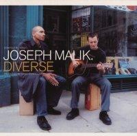 Joseph Malik «Diverse» (2002) + «Aquarius Songs» (2004)/soul, nu jazz, downtempo