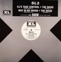 SL2-DJ's Take ControL & Way in may brain(singles) 1991 London, Breakbeat, Oldschool.