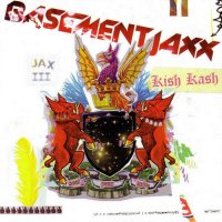 Basement Jaxx | [3LP] Remedy (1999), Rooty (2001), Kish Kash (2003) + [bonus] 12-inch single Raindrops (2009) / electronic, house, disco garage, dance, funk, hip-hop