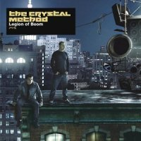The Crystal Method - Legion of Boom (2004) electronics, breaks