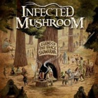 "Infected Mushroom ""Legend Of The Black Shawarma"" (2009) /psytrance"