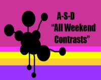 A-S-D - All Weekend Contrasts (2009) / hip-hop, electronics, balkan, dupstep, breaks