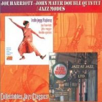 The Joe Harriott & John Mayer Double Quintet - Indo Jazz Fusions (1968) / ethnic jazz