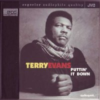 Terry Evans - Puttin' It Down - 1995 / blues, lossless