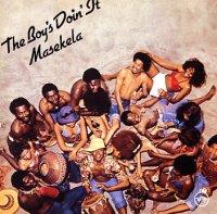 Hugh Masekela - The Boy's Doin' It (1975) / funk, jazz, afrobeat