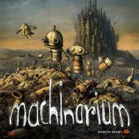 "Tomas Dvorak ""Machinarium Original Soundtrack"" (2009)/OST, New Jazz, Easy Listening"