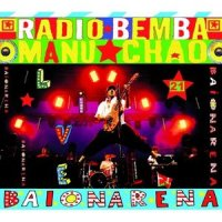 Manu Chao - Baionarena - Live (2009) / latin, alternative, world, reggae