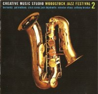 Creative Music Studio - Woodstock Jazz Festival. Vol. 2 (1981)/ Jazz, Avant-Garde, Post-Bop