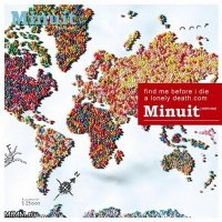 "Minuit ""Find Me Before I Die A Lonely Death Dot Com"" (2009)  BreakBeat, Electropop, Indie"