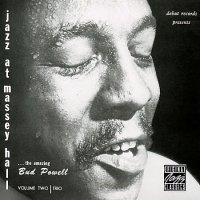 Bud Powell - Jazz at Massey Hall. Vol. 2 live (1953)/ jazz/ lossless